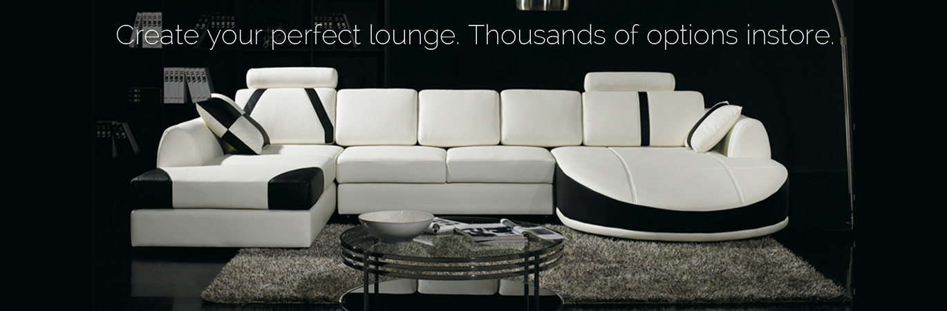Lounge Life - Messina Leather Chaise Lounge
